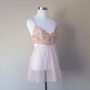 Victoria's Secret Small Petite Ballerina Negligee